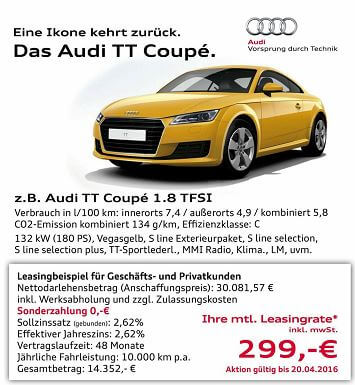 update roadster audi tt mit s line paketen null. Black Bedroom Furniture Sets. Home Design Ideas