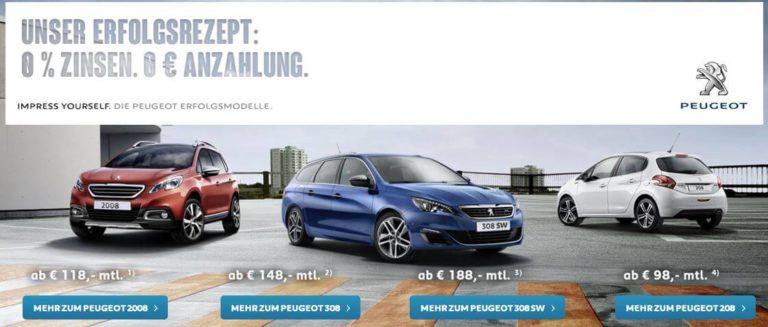 Peugeot_Erfolgsmodelle