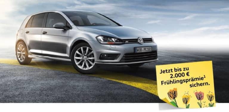 VW_Frühlingsprämie Leasingangebote