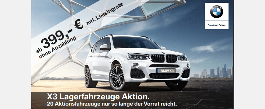 bmw x3 leasing dzj01 usafrica. Black Bedroom Furniture Sets. Home Design Ideas