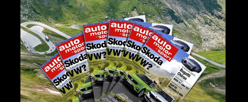 Sparneuwagen Exklusiv 6 Ausgaben Auto Motor Und Sport Für Nur 3