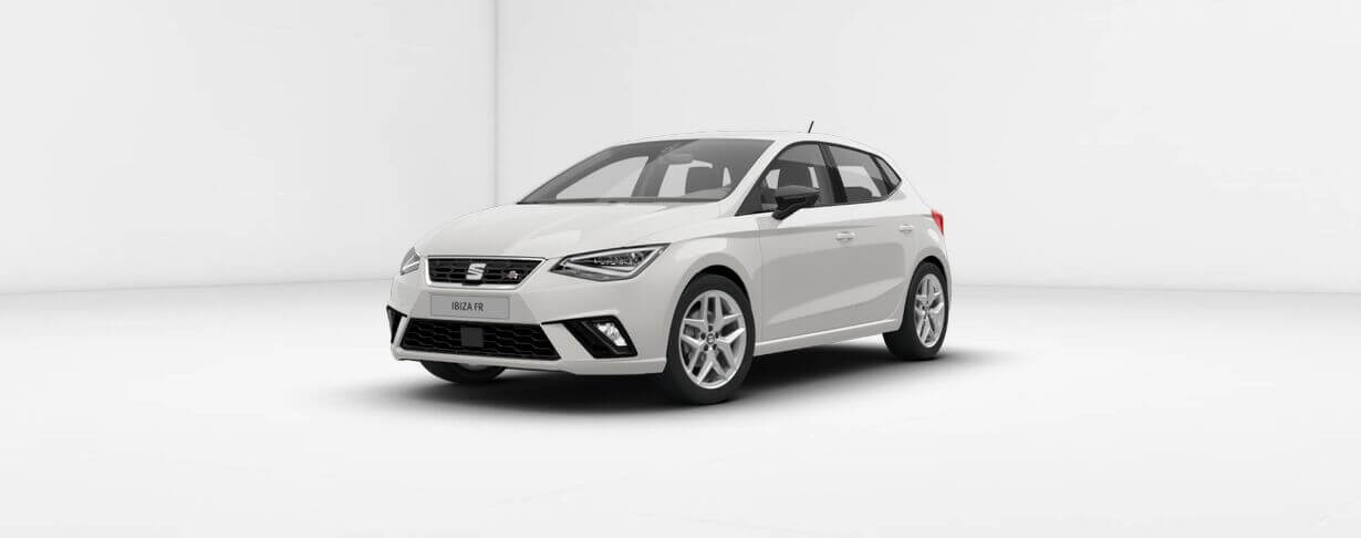 seat ibiza fr leasing f r 99 euro im monat netto. Black Bedroom Furniture Sets. Home Design Ideas