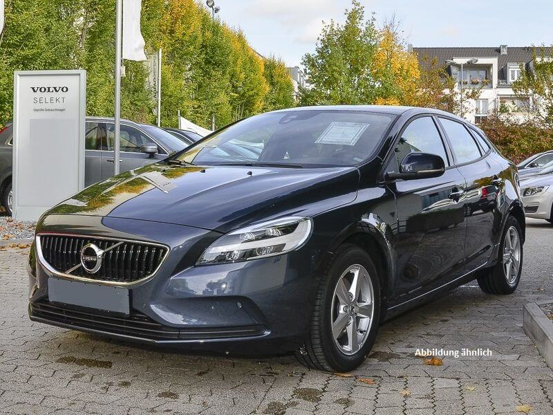 exklusiv volvo v40 t2 leasing f r 179 euro im monat. Black Bedroom Furniture Sets. Home Design Ideas