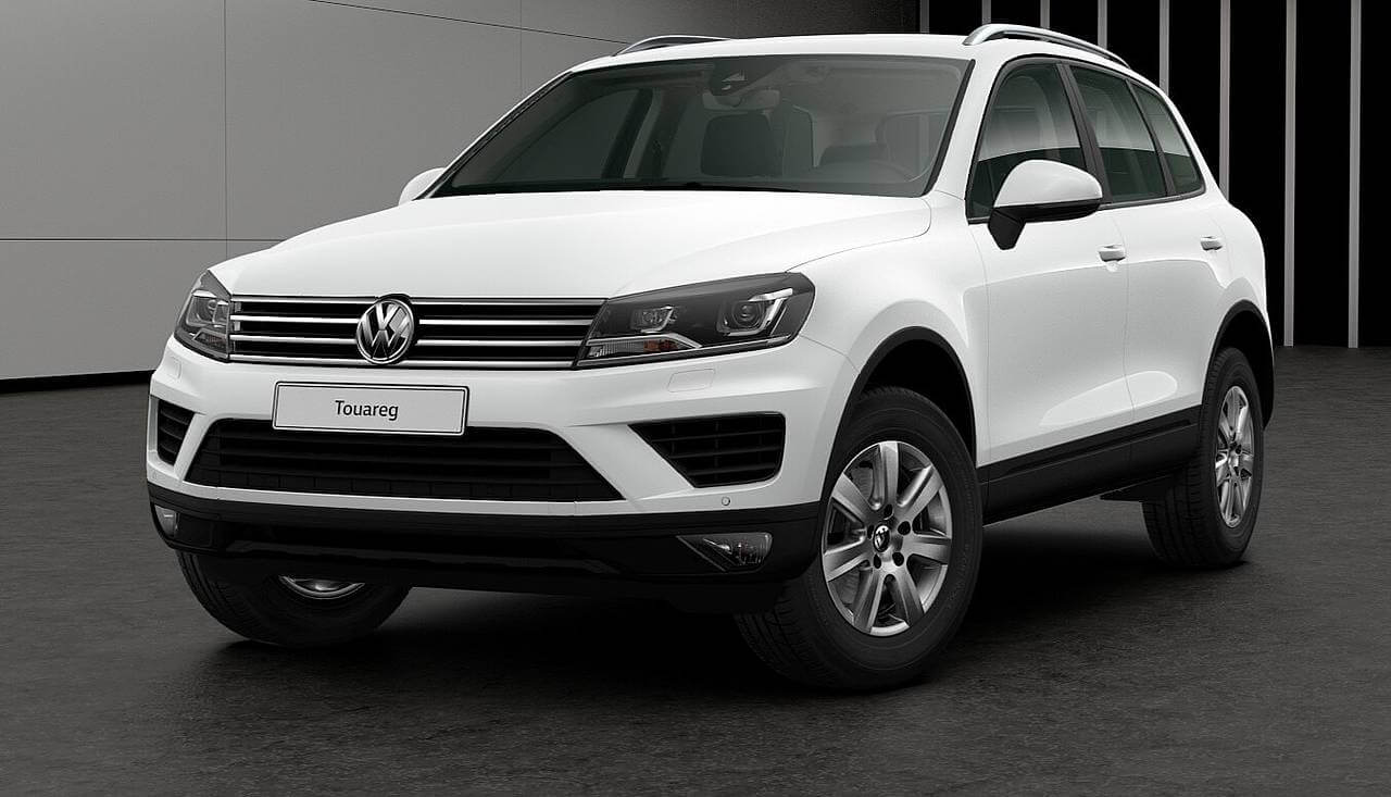 vw touareg v6 tdi 3 0 leasing f r 296 euro monat netto. Black Bedroom Furniture Sets. Home Design Ideas