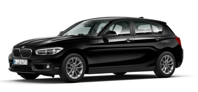 bmw 116i advantage leasing f r 155 89 euro im monat brutto. Black Bedroom Furniture Sets. Home Design Ideas