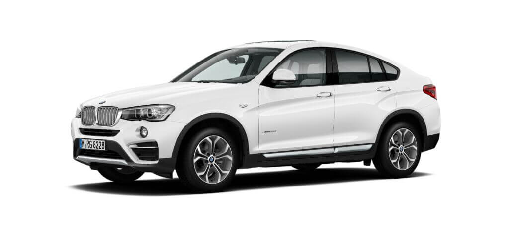 bmw x4 mit m paket leasing f r 429 euro im monat brutto. Black Bedroom Furniture Sets. Home Design Ideas