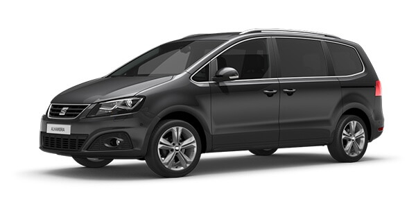 kracher seat alhambra leasing f r 269 euro im monat. Black Bedroom Furniture Sets. Home Design Ideas