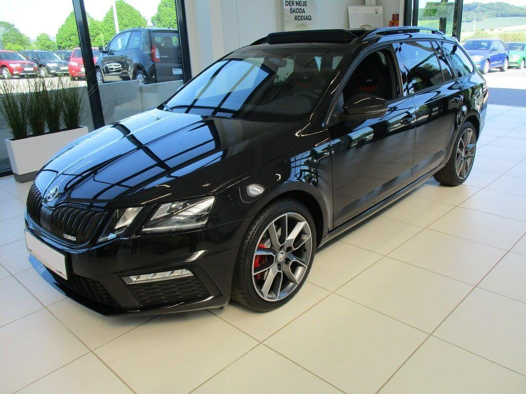 skoda octavia rs 2 0 tdi leasing f r 264 euro im monat. Black Bedroom Furniture Sets. Home Design Ideas