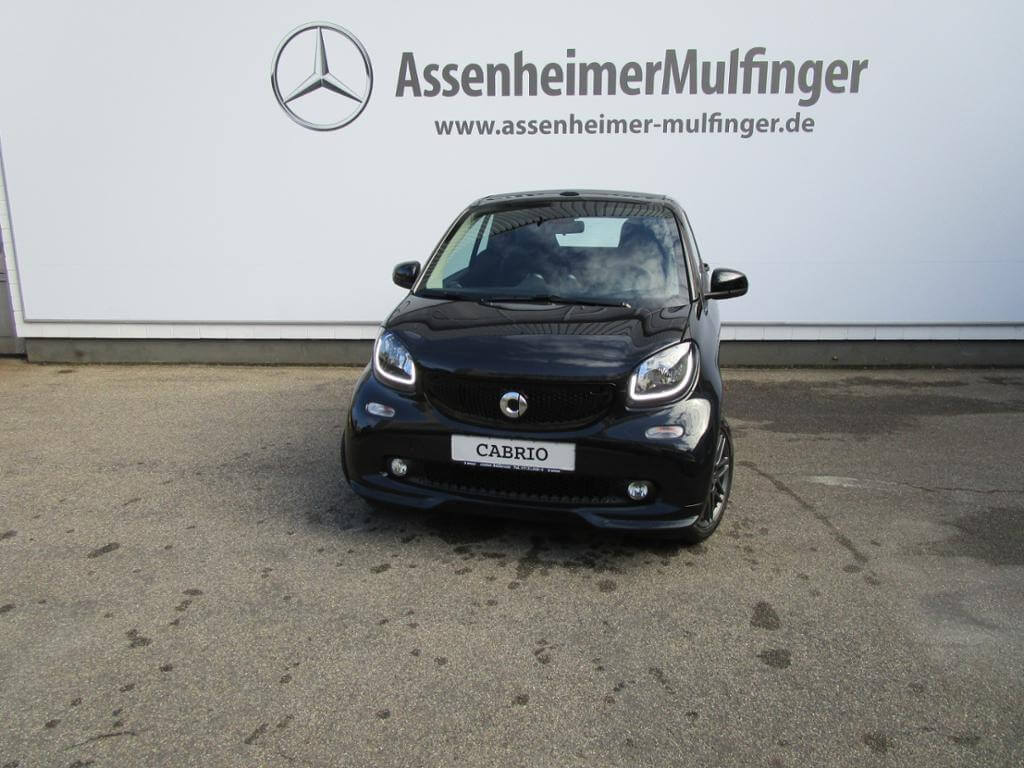smart fortwo cabrio leasing f r 266 euro im monat brutto. Black Bedroom Furniture Sets. Home Design Ideas