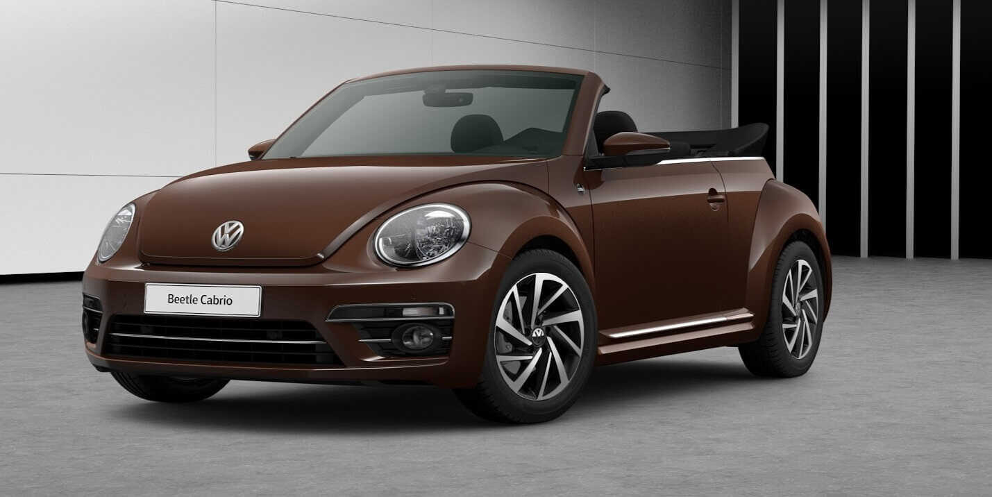 vw beetle cabrio leasing f r 125 21 euro im monat netto. Black Bedroom Furniture Sets. Home Design Ideas