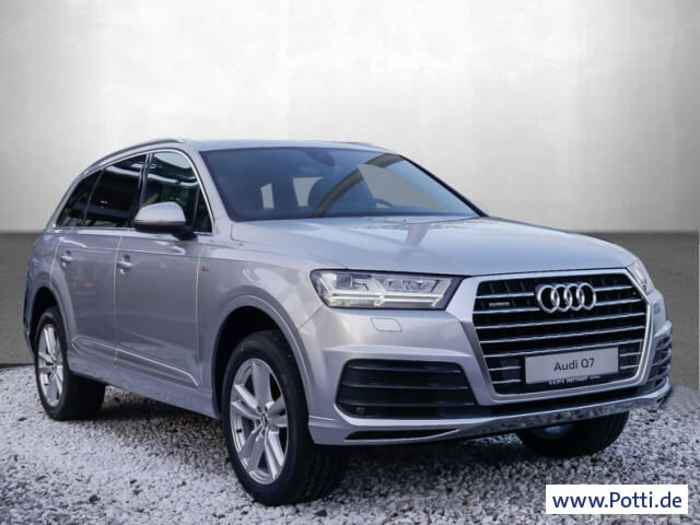 audi q7 leasing f r 708 euro im monat brutto vorf hrer. Black Bedroom Furniture Sets. Home Design Ideas