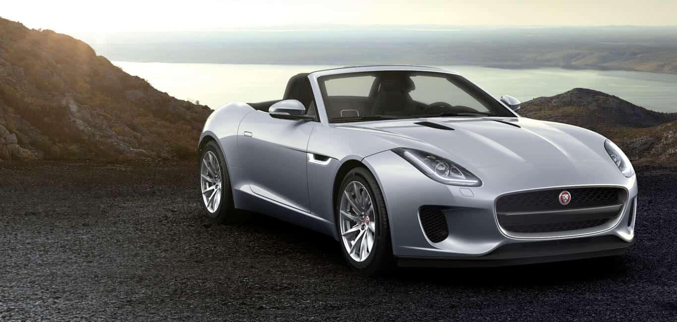 jaguar f type cabrio leasing f r 448 euro im monat brutto. Black Bedroom Furniture Sets. Home Design Ideas