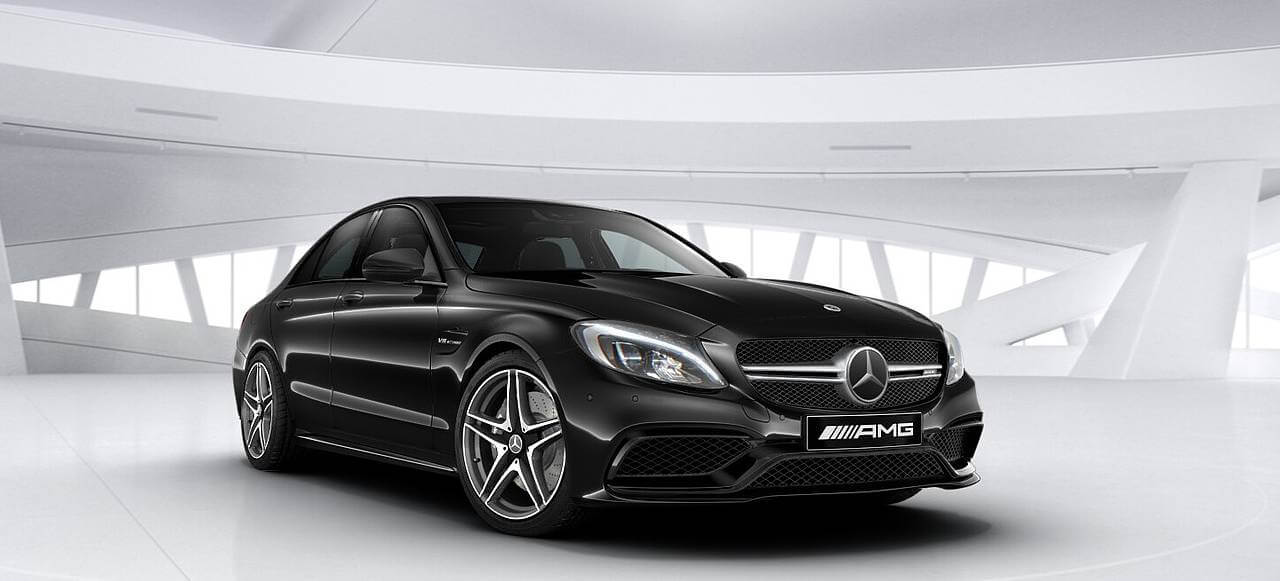 mercedes benz c63 amg leasing f r 684 euro im monat netto. Black Bedroom Furniture Sets. Home Design Ideas