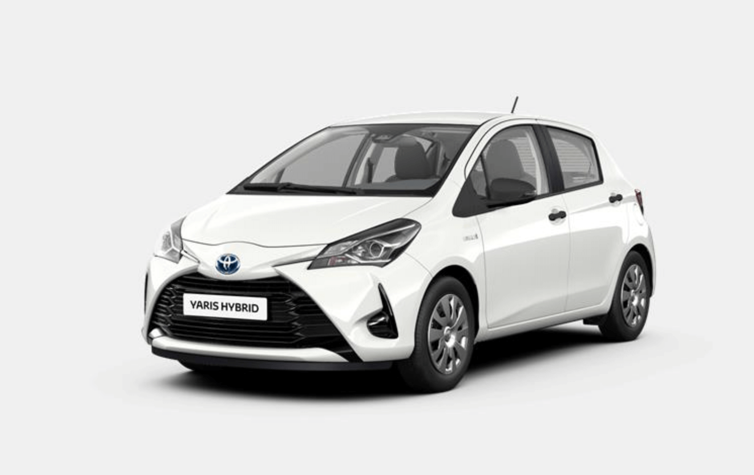 toyota yaris hybrid leasing f r 143 euro im monat netto. Black Bedroom Furniture Sets. Home Design Ideas