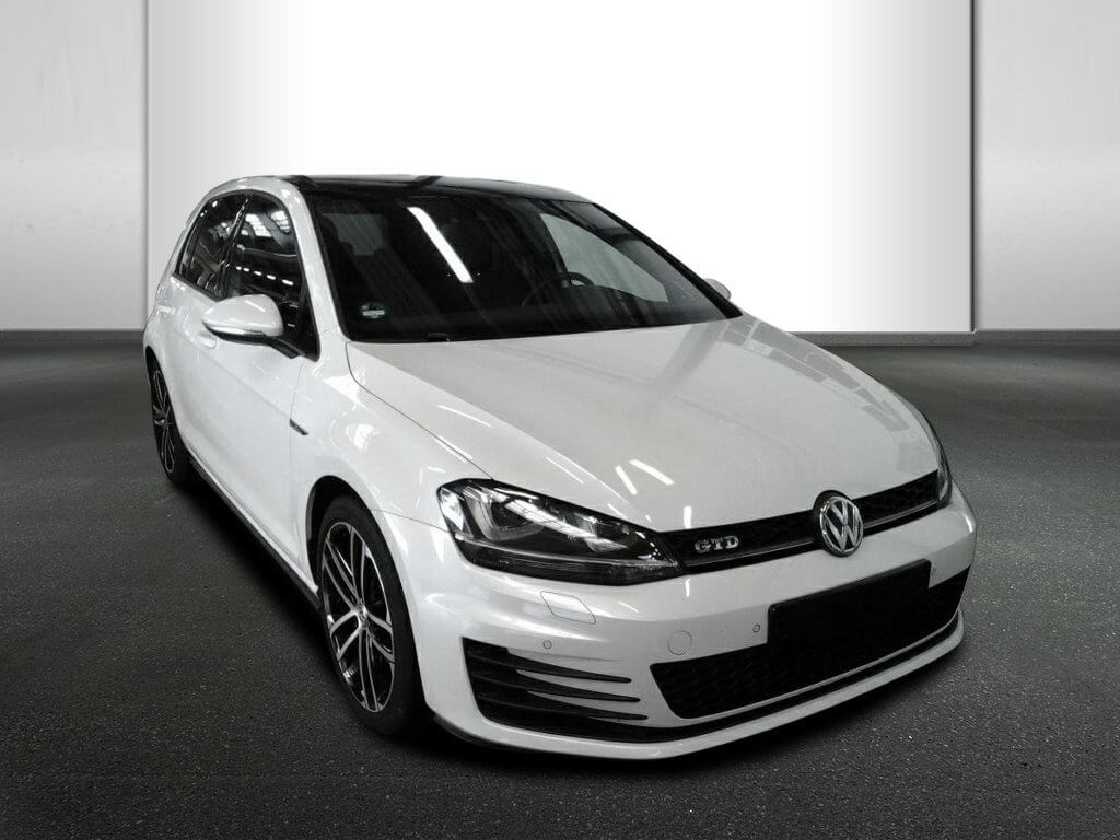 vw golf gtd leasing ab 249 euro im monat brutto. Black Bedroom Furniture Sets. Home Design Ideas