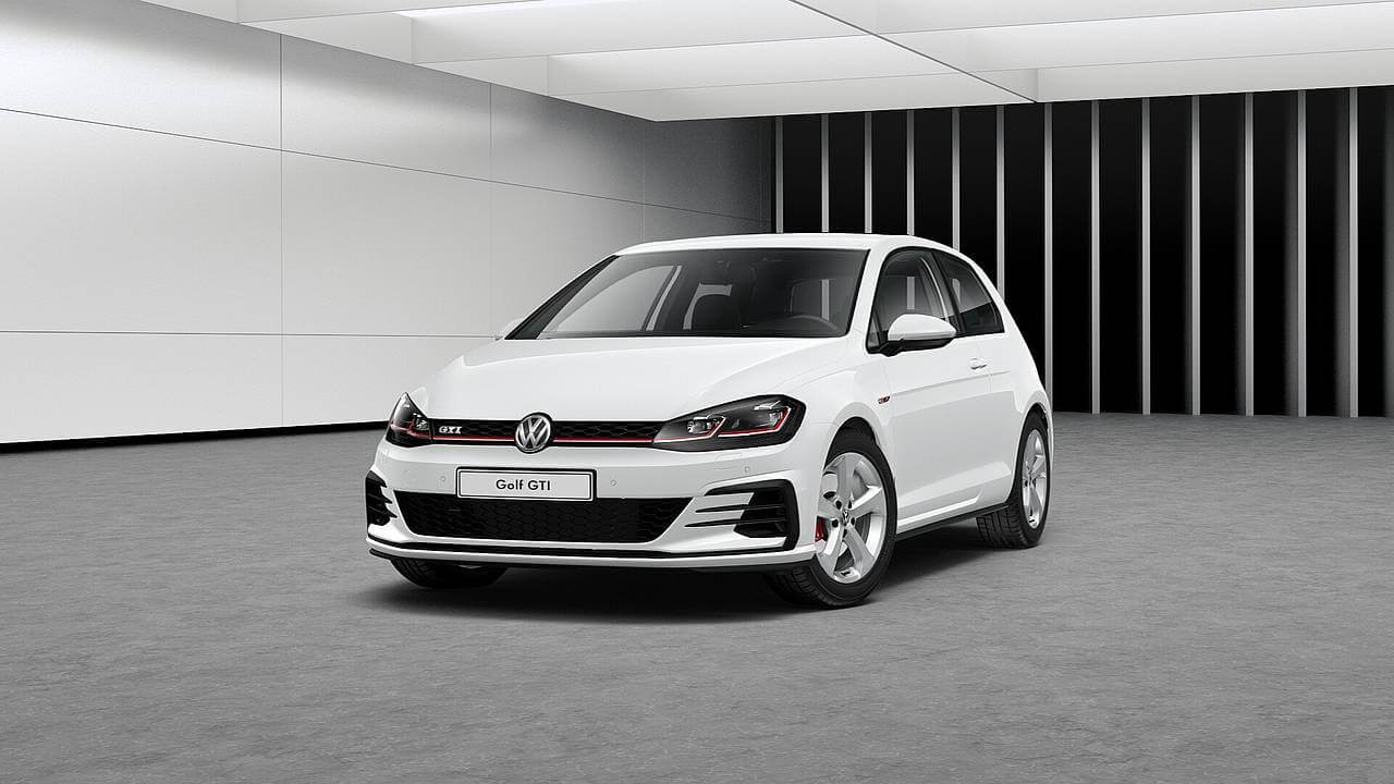 vw golf gti leasing f r 214 euro im monat netto. Black Bedroom Furniture Sets. Home Design Ideas
