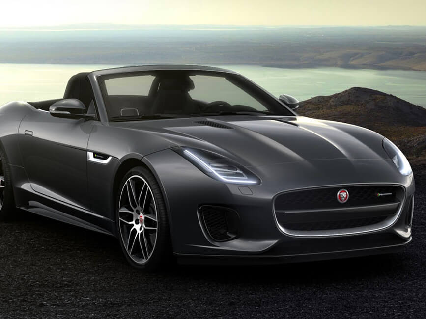 jaguar f type cabriolet leasing f r 799 euro im monat brutto einzelst ck. Black Bedroom Furniture Sets. Home Design Ideas