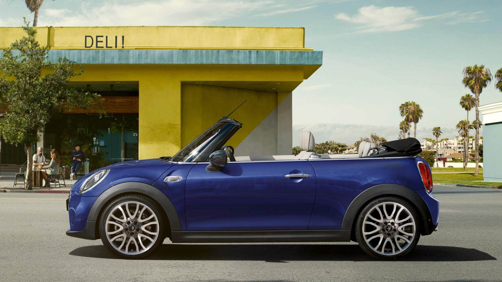 mini cooper s cabrio leasing f r 333 euro im monat brutto. Black Bedroom Furniture Sets. Home Design Ideas
