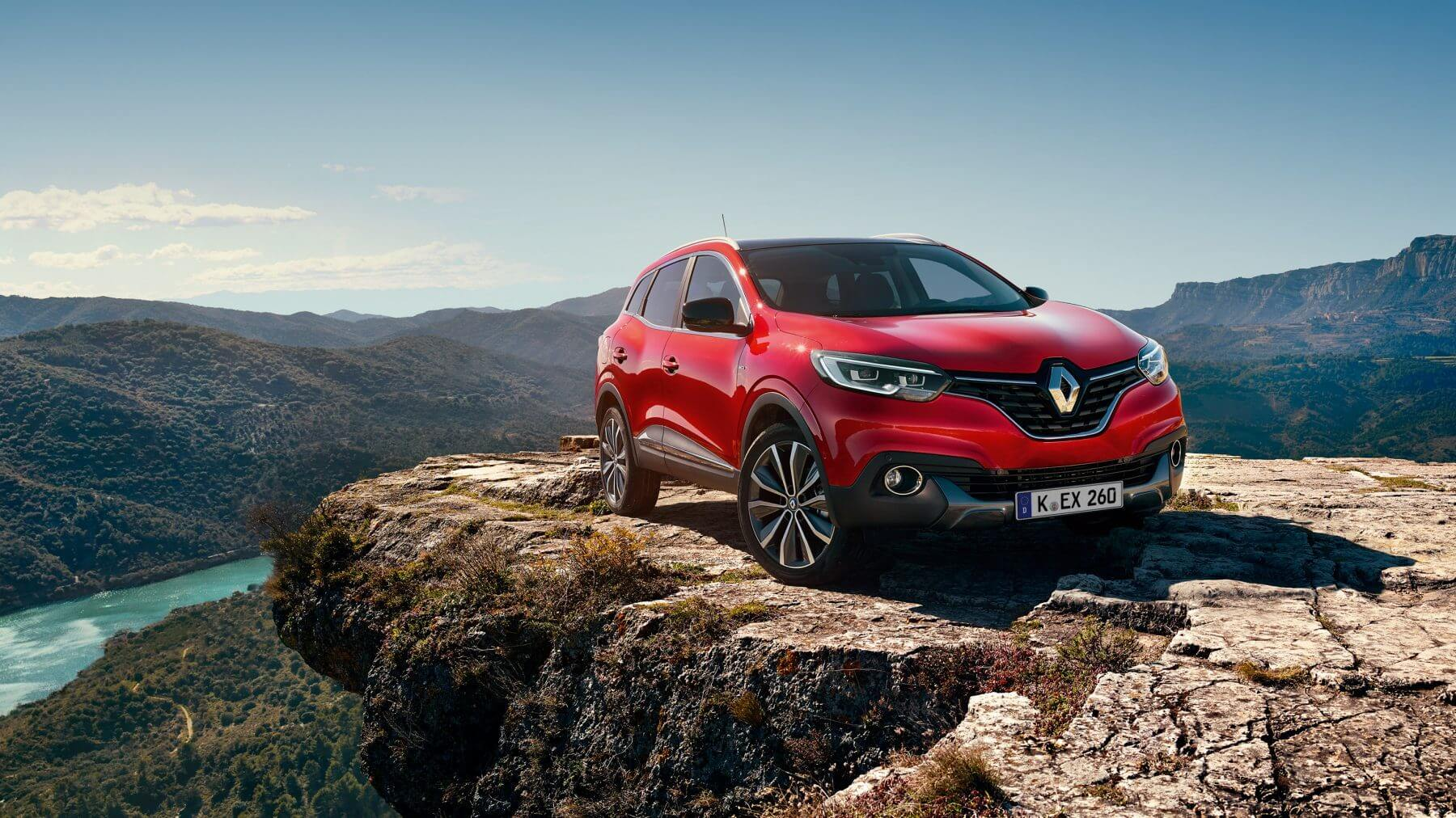 renault kadjar leasing f r 124 euro im monat netto. Black Bedroom Furniture Sets. Home Design Ideas