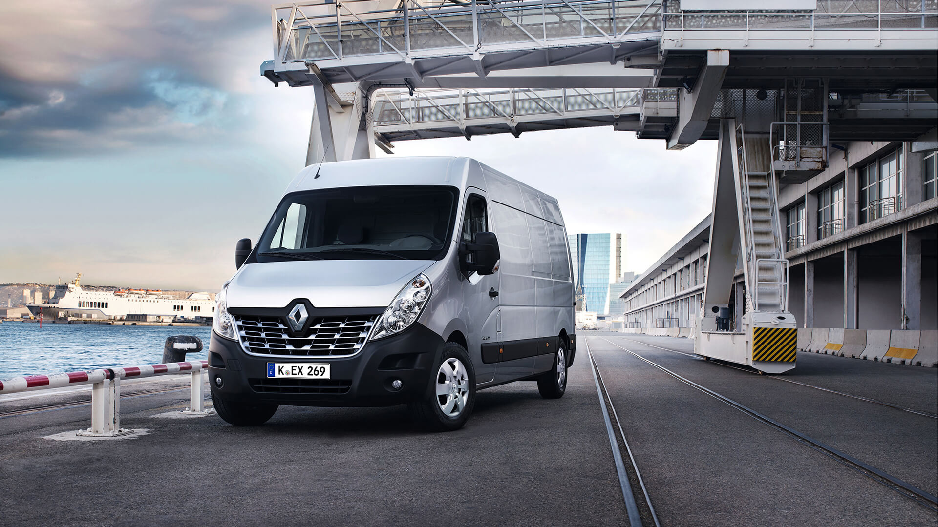 renault master leasing f r 99 euro im monat netto. Black Bedroom Furniture Sets. Home Design Ideas