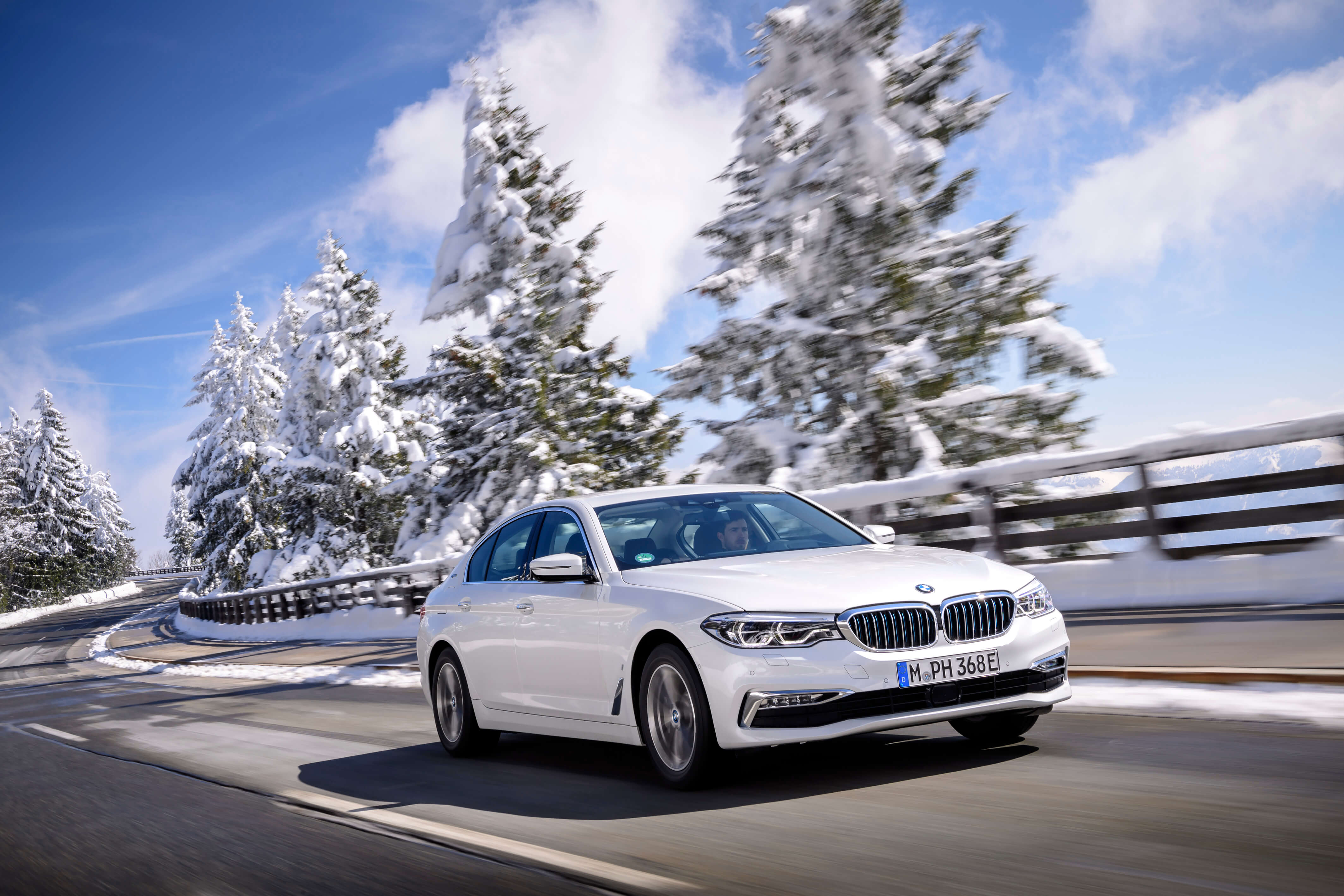 BMW 530e iPerformance Limousine