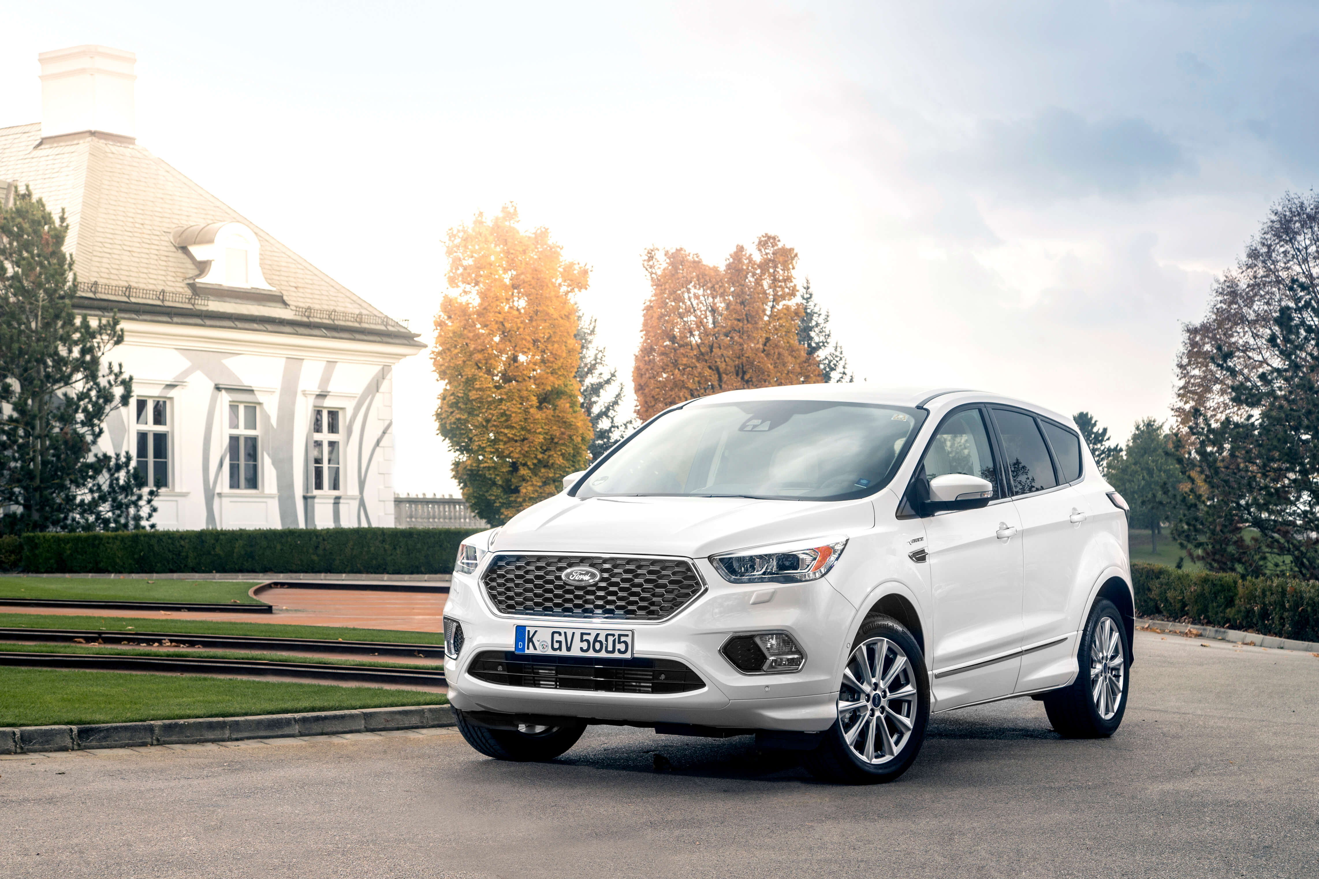 Ford Kuga 2.0 EcoBoost 4x4 Vignale