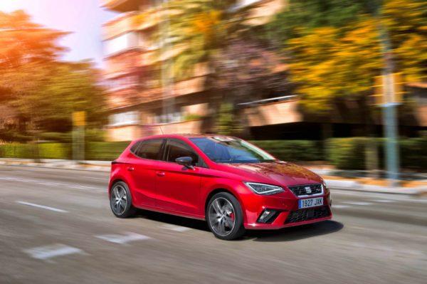 HOT! Seat Ibiza CNG Leasing für 99 Euro im Monat brutto [Bestellfahrzeug]