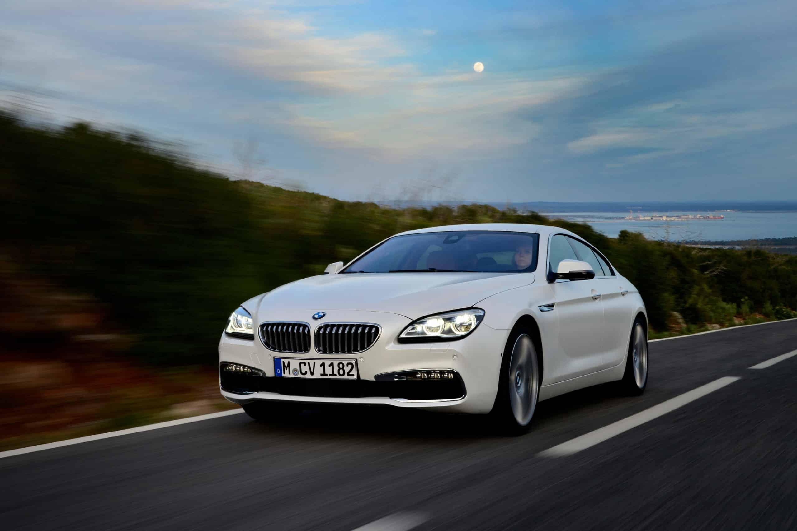 BMW 640D XDrive Gran Coupé