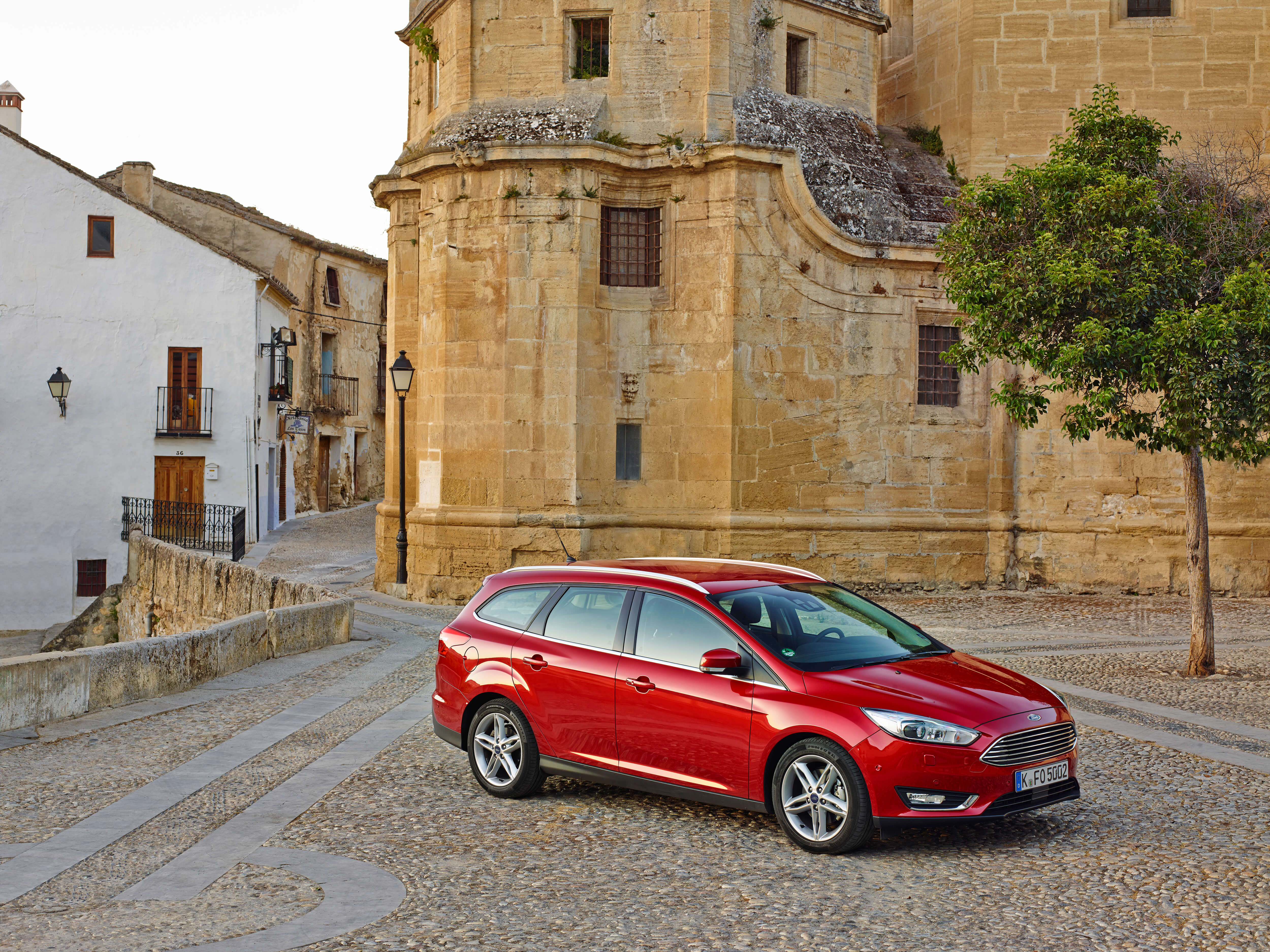 Ford Focus Active Kombi