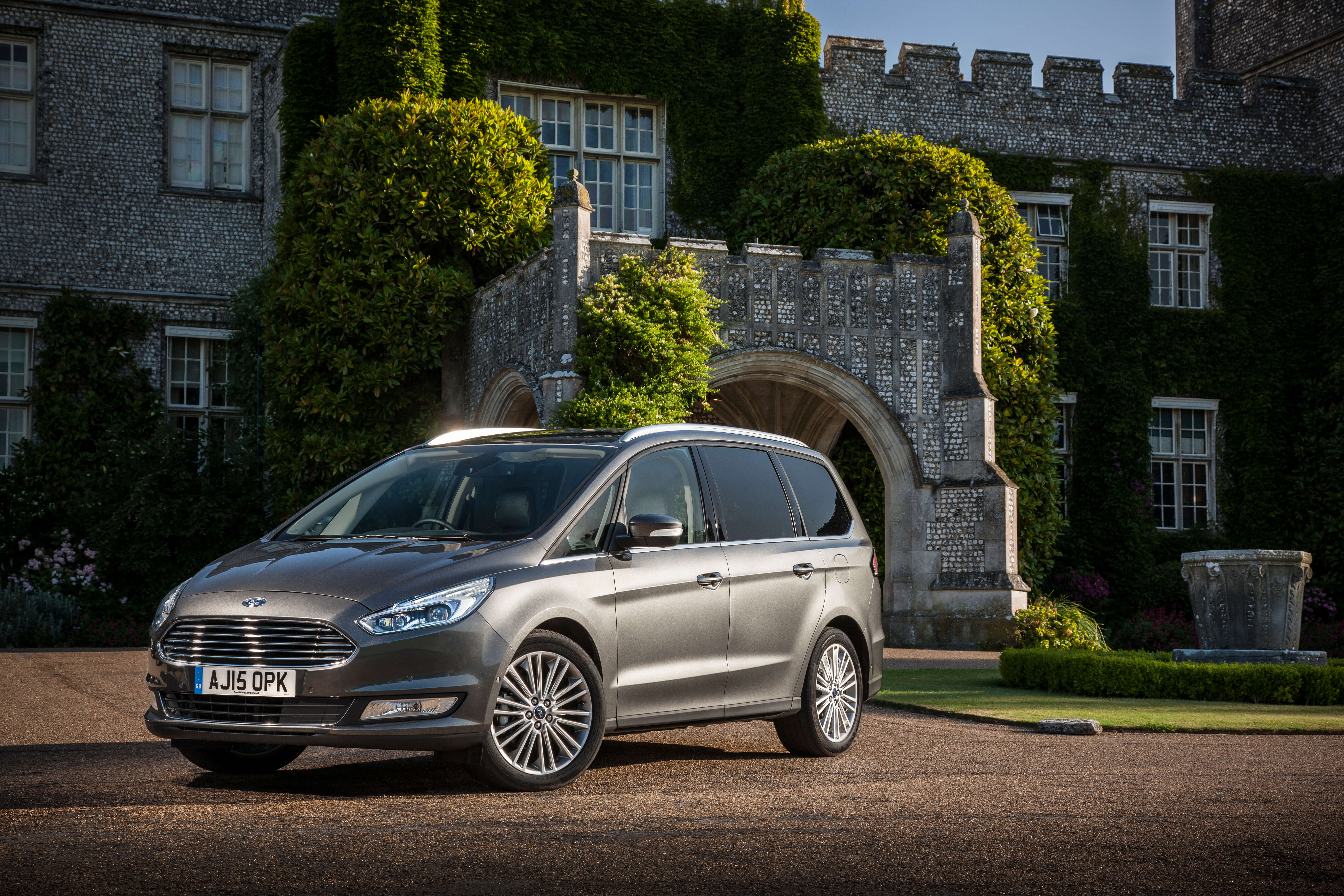 Ford Galaxy 2.0 EcoBlue Business