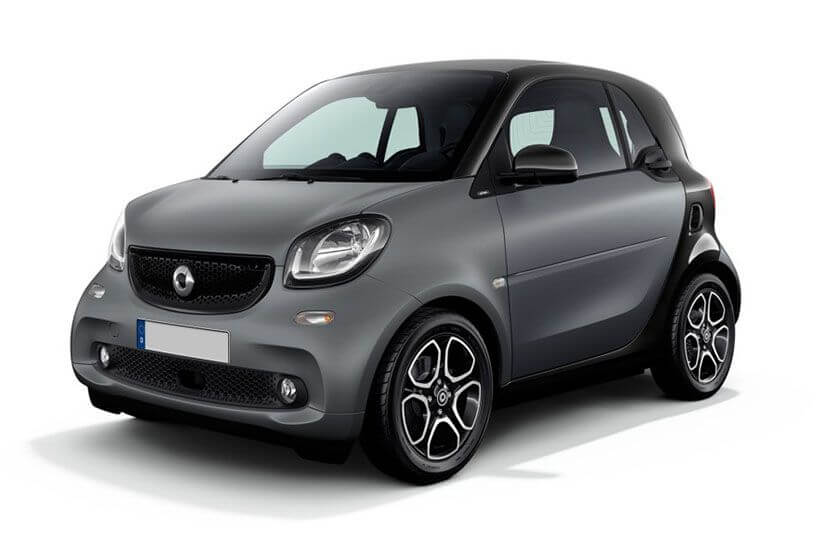 Smart fortwo EQ Coupé