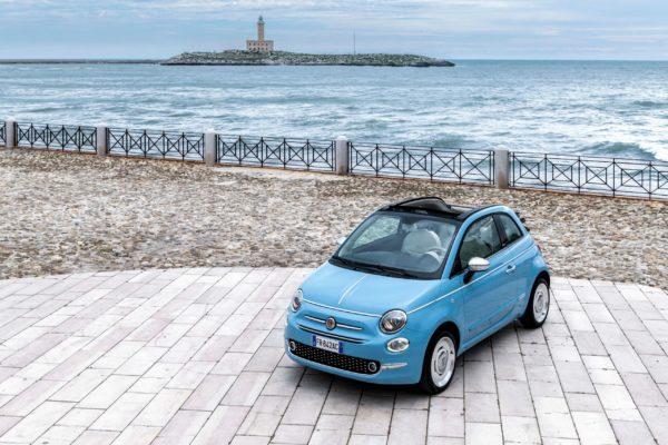 HOT! Fiat 500C Leasing für 88 Euro im Monat brutto [Lagerwagen]