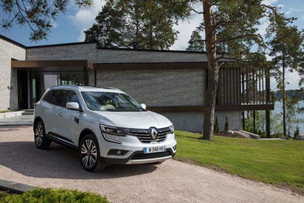 HOT! Renault Koleos Leasing für 119 Euro im Monat netto [Neuwagen]