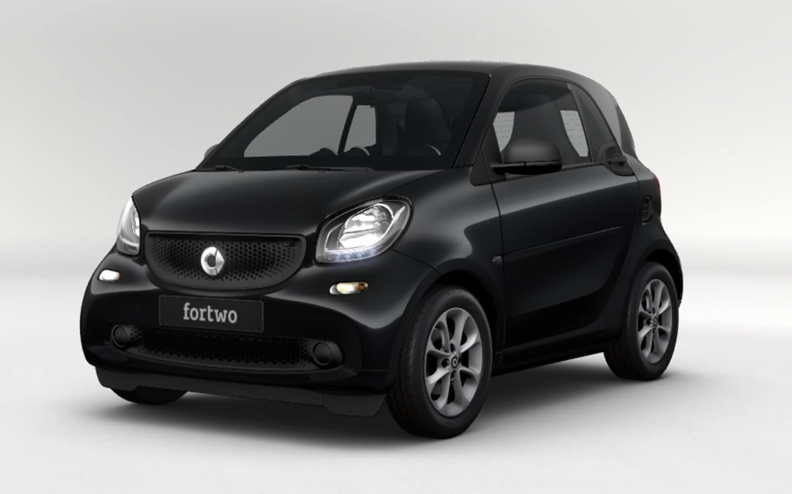 smart fortwo eq coup passion leasing f r 115 euro im. Black Bedroom Furniture Sets. Home Design Ideas