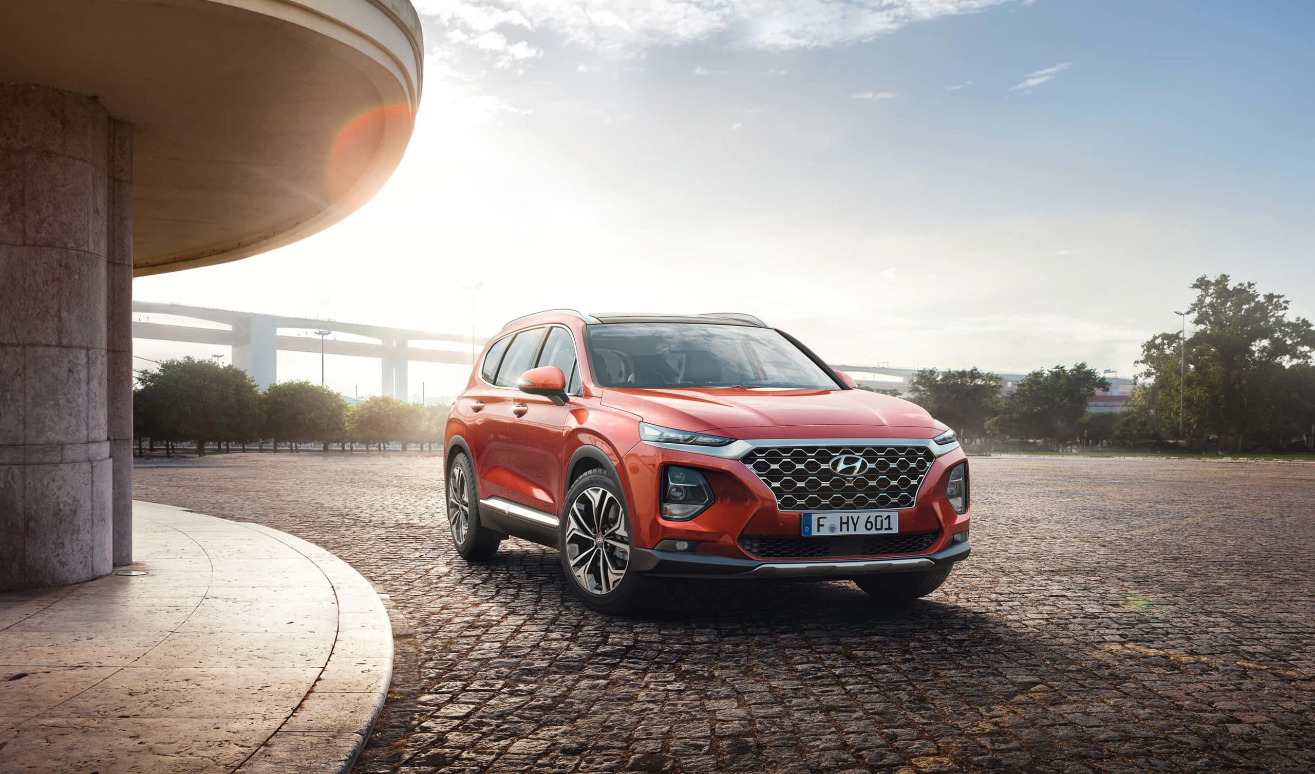 Hyundai Santa Fe 2.0 CRDI Select 2WD