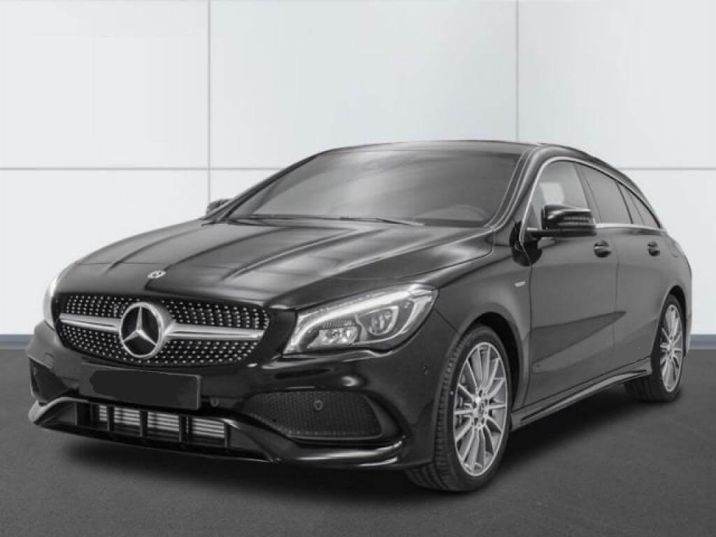 Mercedes-Benz CLA 180 Shooting Brake AMG Urban-Style
