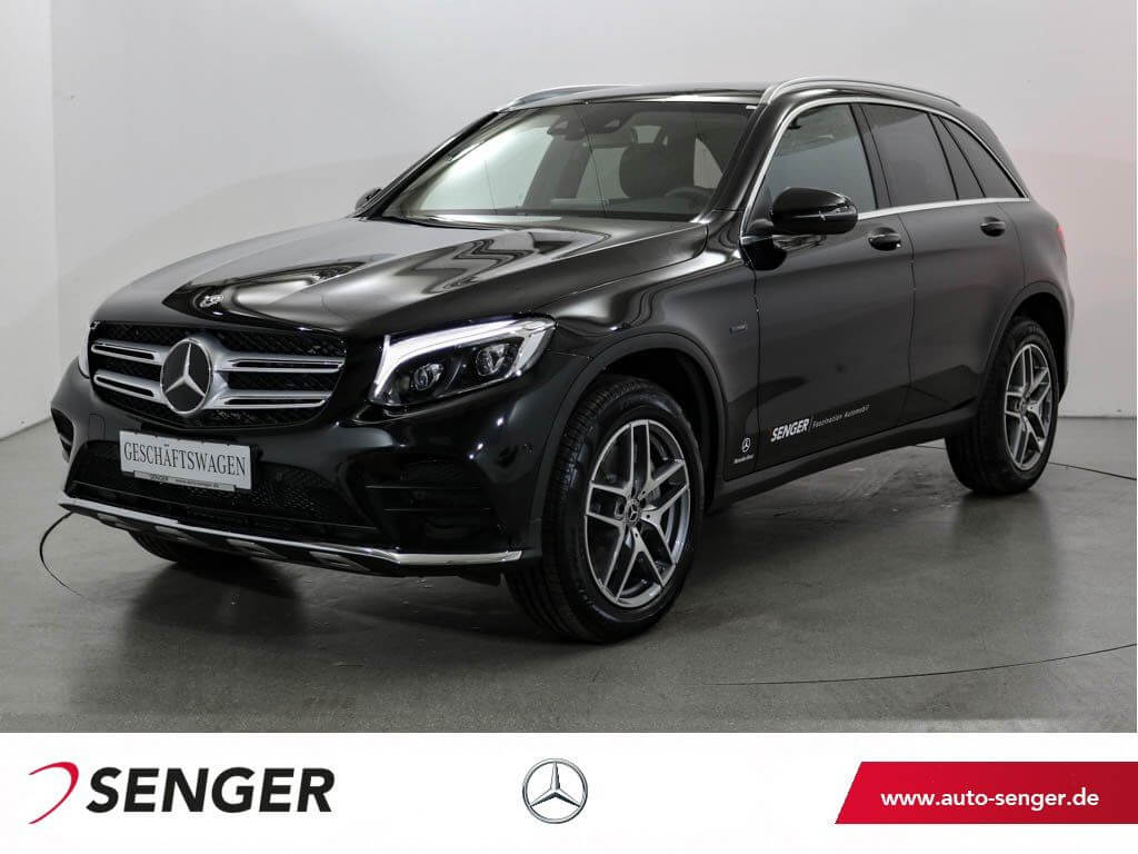 mercedes benz glc 350 e 4m amg line leasing f r 474 81. Black Bedroom Furniture Sets. Home Design Ideas