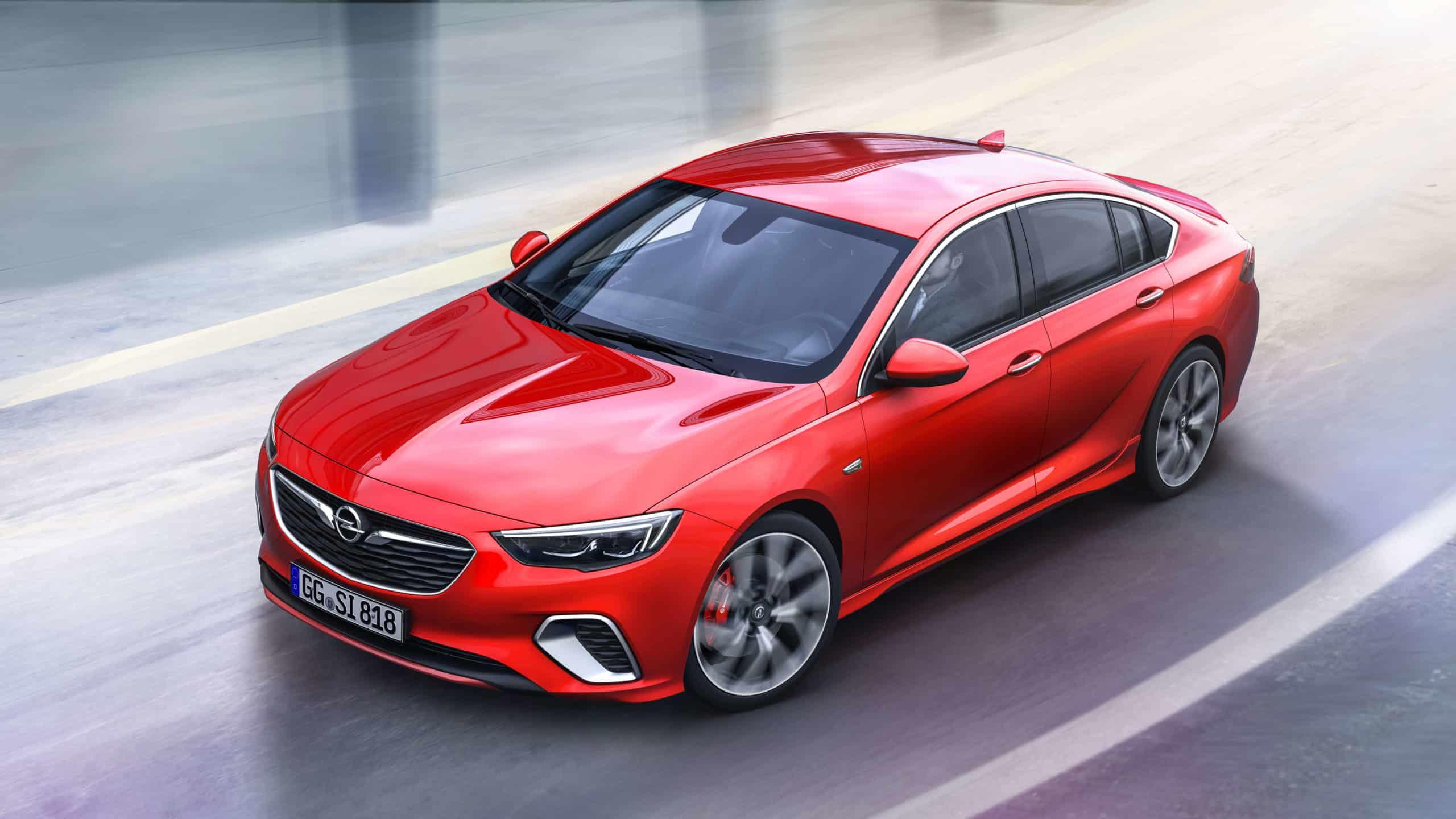 Opel Insignia Grand Sport 1.6 Turbo Innovation
