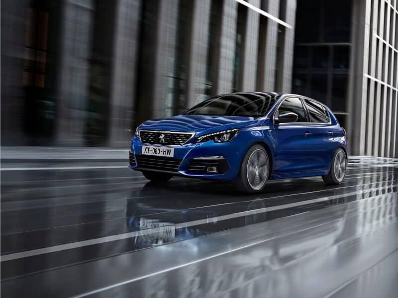 Peugeot 308 Flatrate Blue HDI