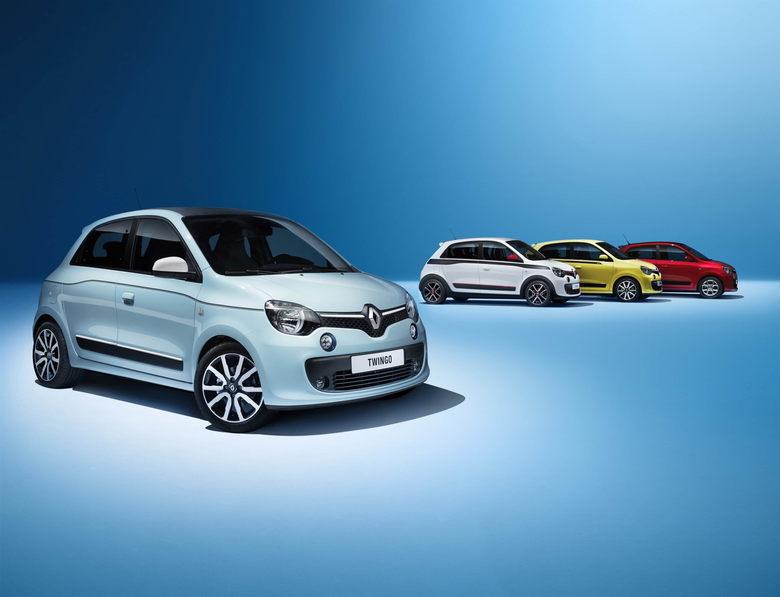 Renault Twingo Limited SCe 75