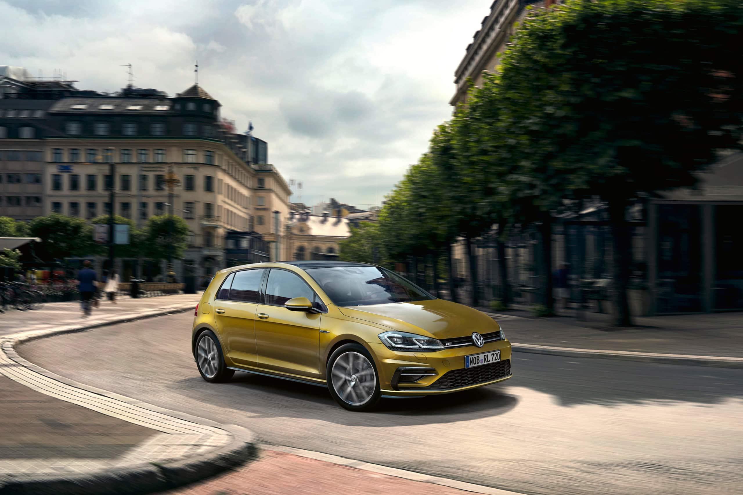 Volkswagen Golf VII 1.5 TSI OPF ACT Highline