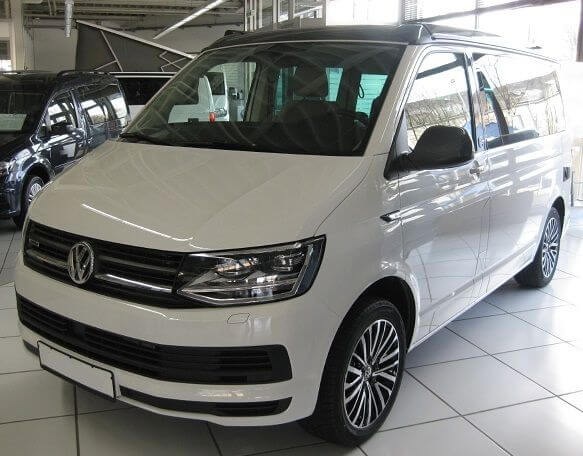 Volkswagen T6 California Coast 4Motion