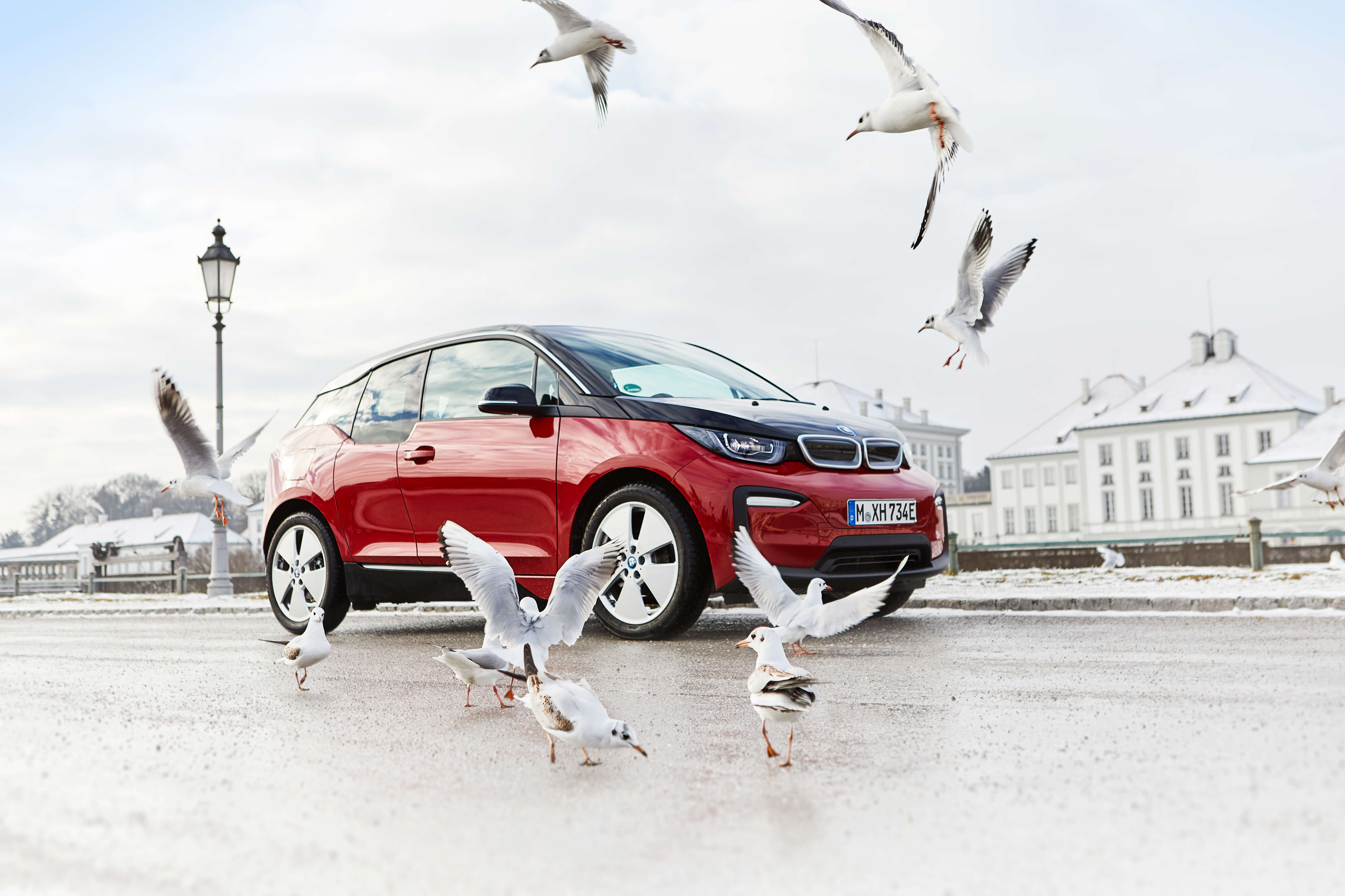 bmw i3s 94 ah leasing f r 219 00 euro netto im monat. Black Bedroom Furniture Sets. Home Design Ideas