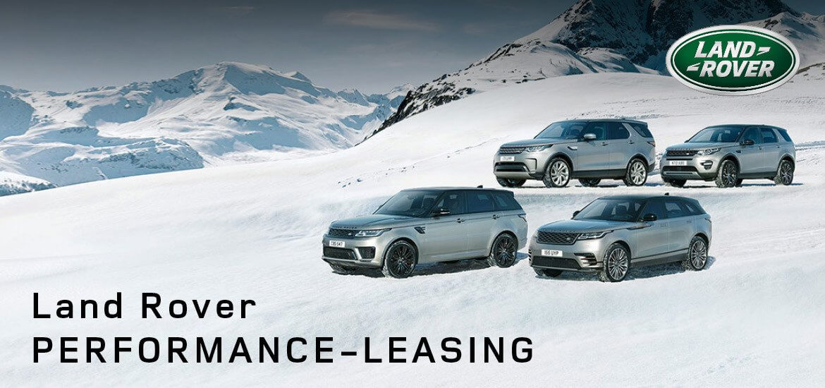 Land Rover Performance-Leasing