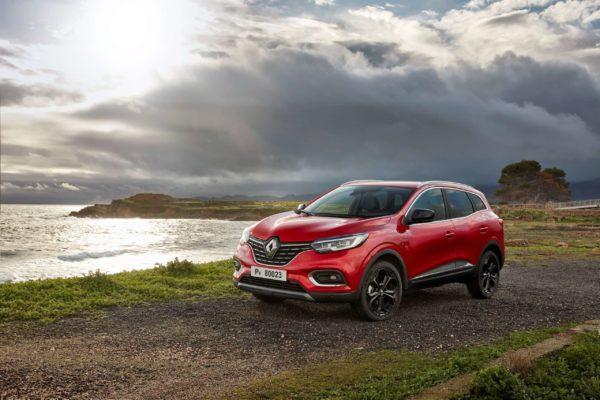 HOT! Renault Kadjar Leasing für 59 Euro im Monat netto [Bestellfahrzeug]