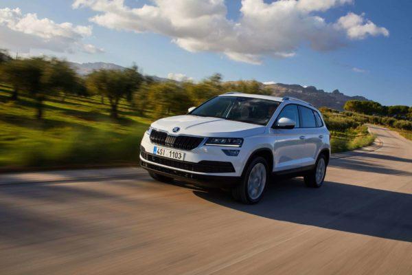 HOT! Škoda Karoq Leasing für 139 Euro im Monat brutto [Bestellfahrzeug]