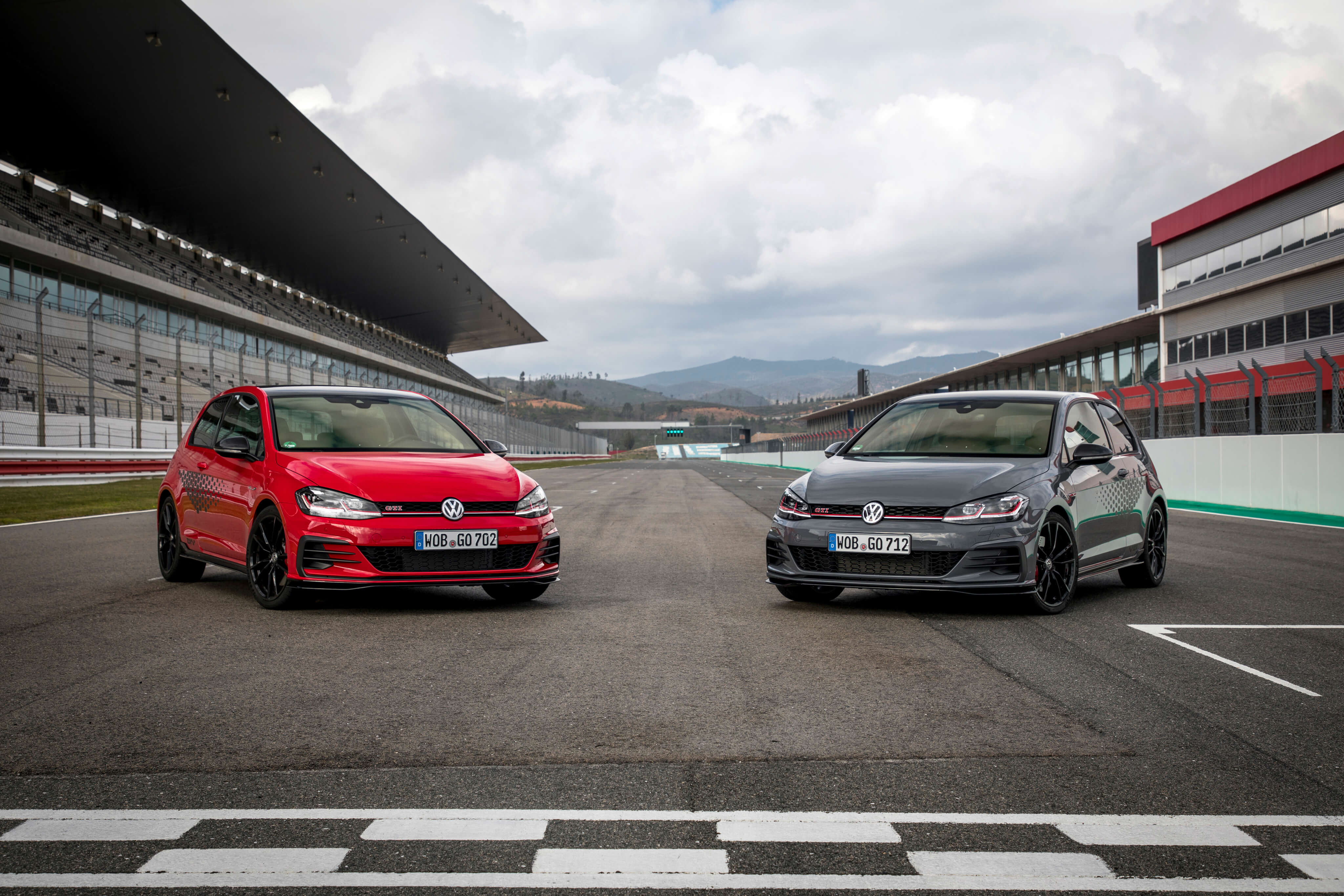 VW Golf GTI TCR 2,0 l TSI DSG