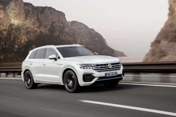 HOT! Volkswagen Touareg eHybrid Leasing für 379 (483) Euro im Monat netto [Bestellfahrzeug, BAFA]