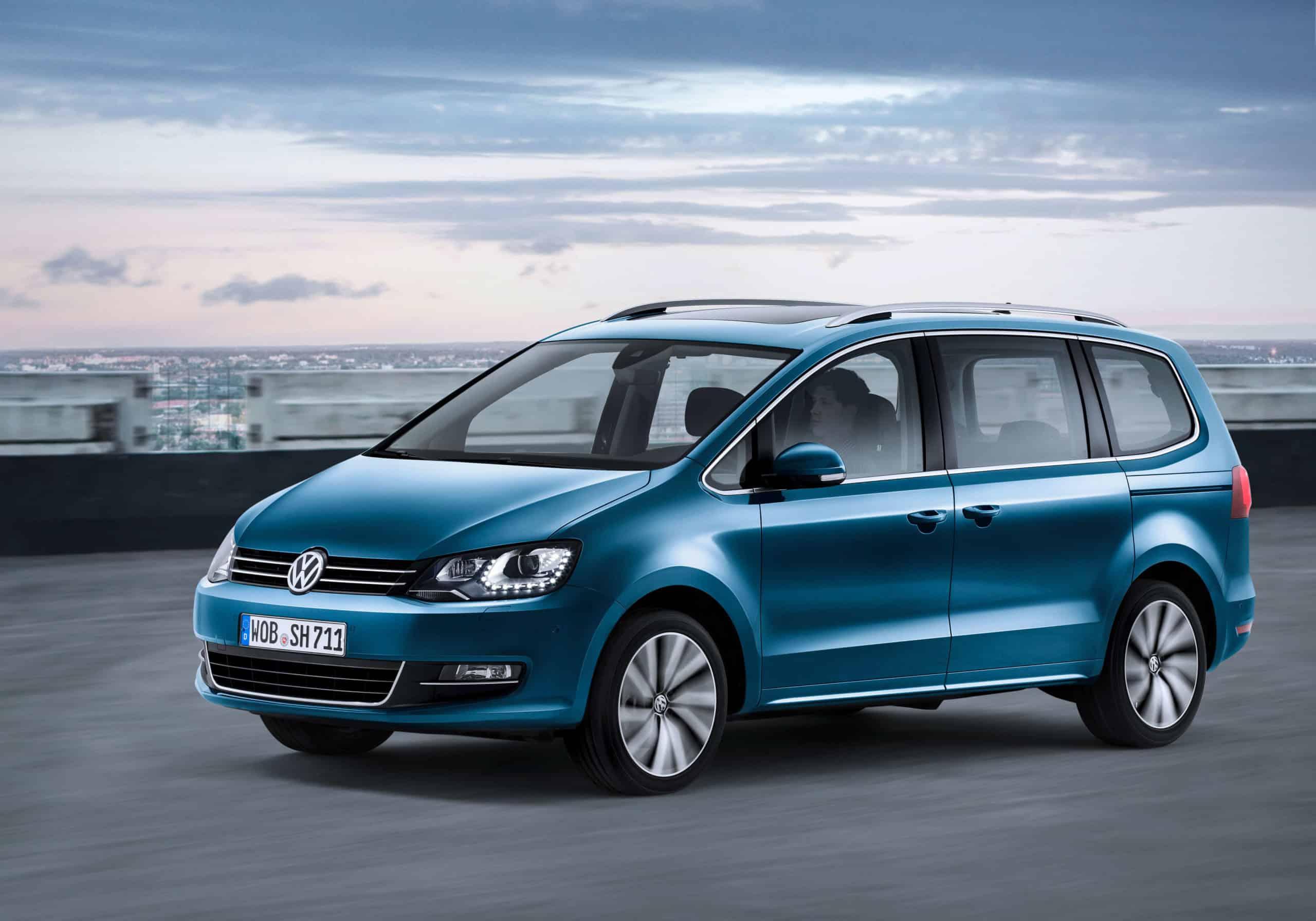 Volkswagen Sharan Highline 1.4 l TSI / 2.0 TDI
