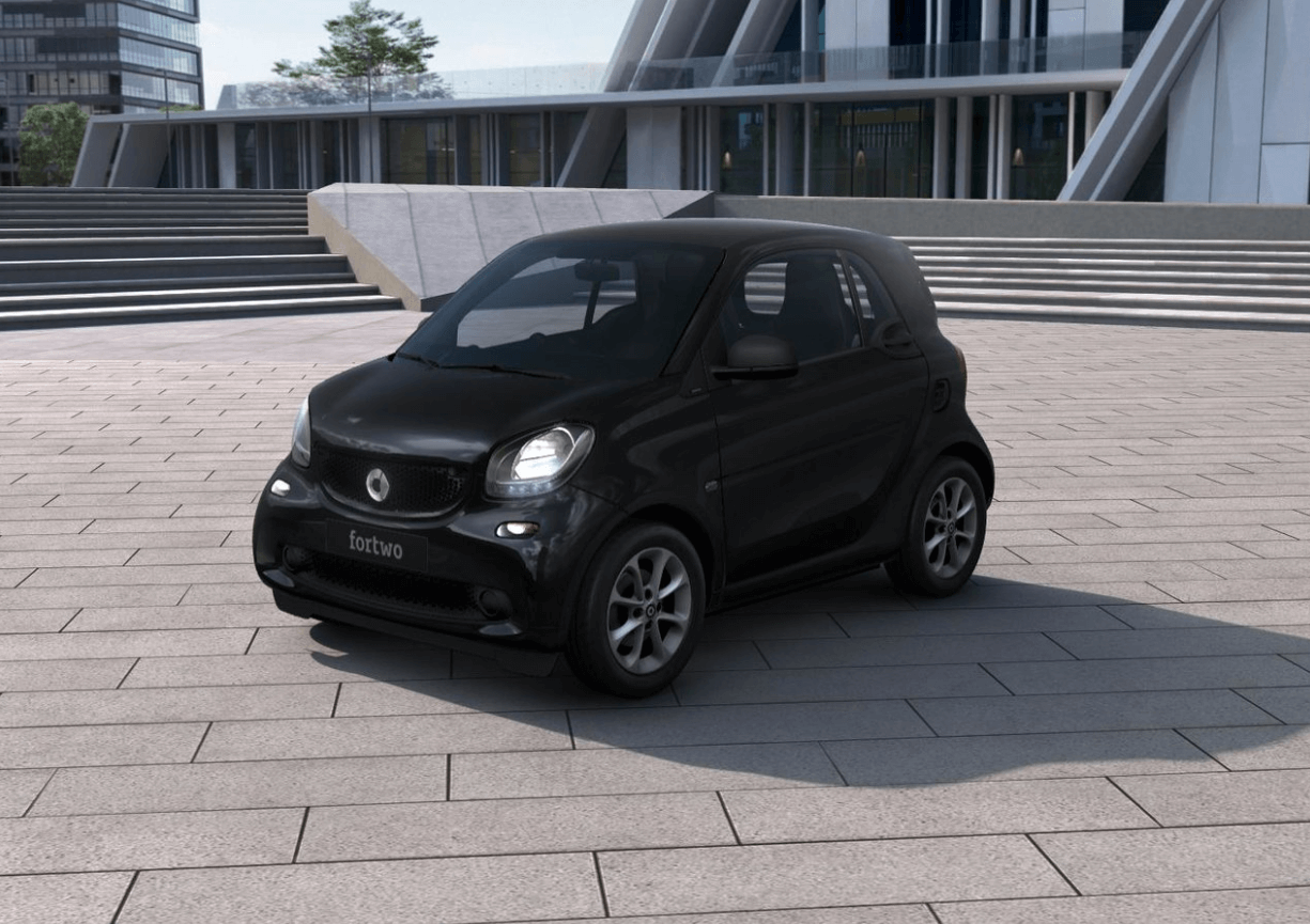 smart fortwo coup passion line leasing f r 129 euro im. Black Bedroom Furniture Sets. Home Design Ideas